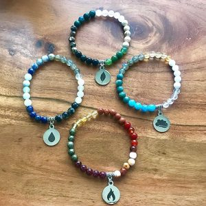 4 Elements - Wrist Malas Bundled Package